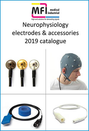 Neurophysiology electrodes & accessories 2019 catalogue